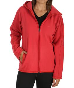 Patagonia Aravis Hoody Fleece Rhubarb