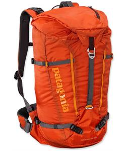 Patagonia Ascensionist 35L Backpack Eclectic Orange
