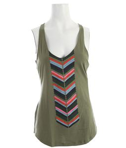 Patagonia Astrid Twist Tank Spanish Moss