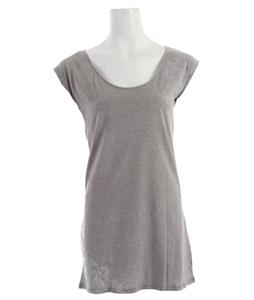 Patagonia Astrid Two-Way Tunic Dress Feather Grey