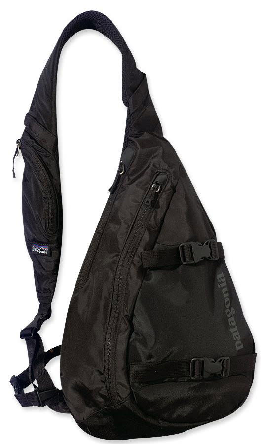 Patagonia Atom Backpack Black 7L