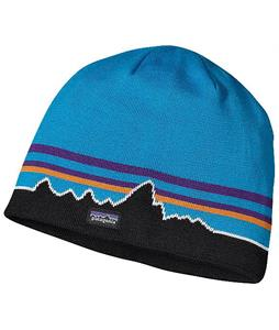 Patagonia Beanie Hat Beanie Classic Fitz Roy/Andes Blue