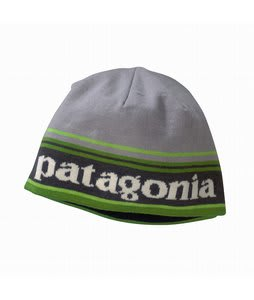 Patagonia Beanie Name Drop/Feather Grey