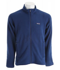 Patagonia Better Sweater Jacket Fleece Channel Blue
