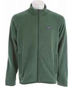 Patagonia Better Sweater Jacket Valley Green