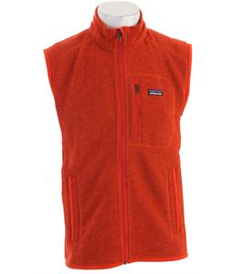 Patagonia Better Sweater Vest Paintbrush Red