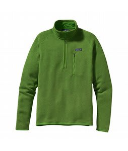 Patagonia Better Sweater 1/4 Zip Fleece Fennel