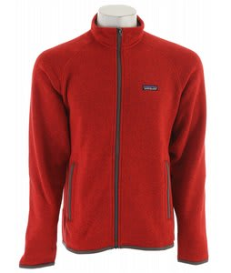 Patagonia Better Sweater Jacket Red Delicious