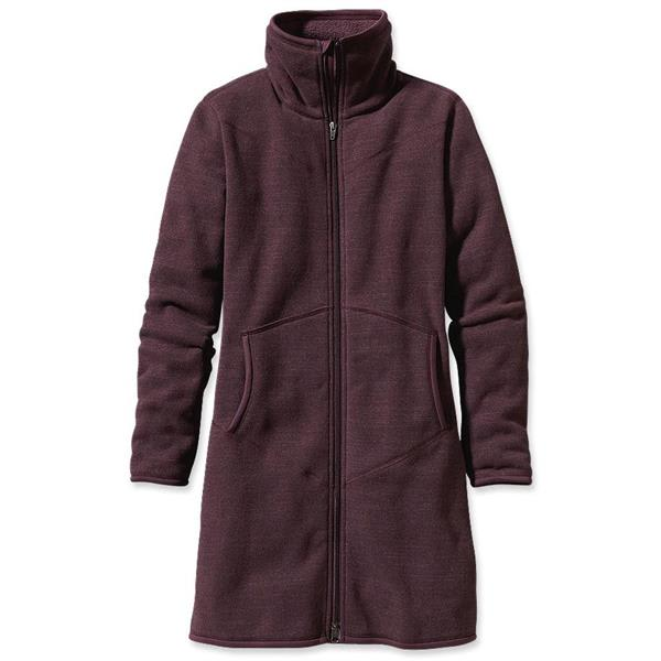 On Sale Patagonia Better Sweater Coat Fleece - Womens up to 50% off