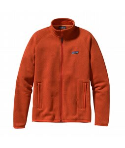 Patagonia Better Sweater Jacket Glowing Ember