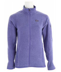 Patagonia Better Sweater Jacket Hydrangea/Deep Purple Xdye