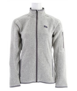Patagonia Better Sweater Jacket Natural/Feather Grey Xdye