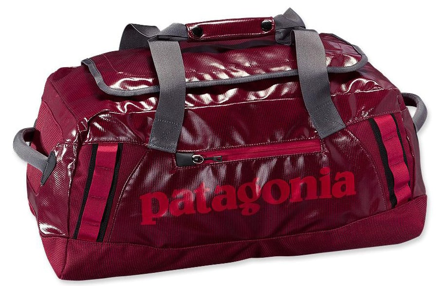 Patagonia Black Hole Duffel Bag Wax Red 45L
