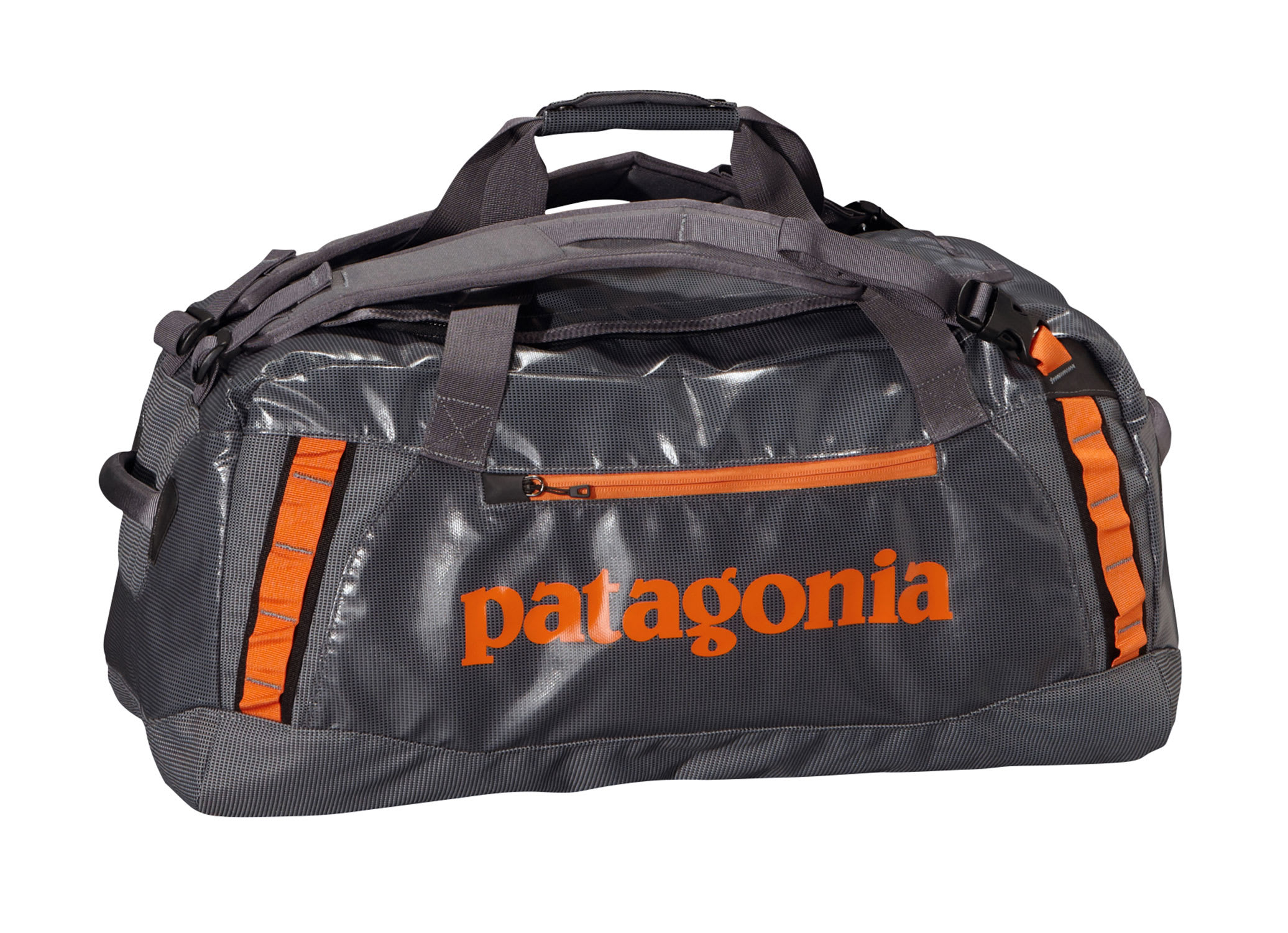 Patagonia Black Hole 90L Duggle Bag Narwhal Grey