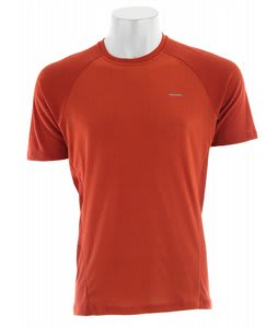Patagonia Capilene 2 Lightweight T-Shirt Red Clover/Lychee X-Dye