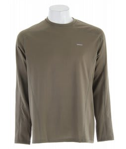 Patagonia Capilene 3 Midweight Crew Baselayer Top Alpha Green