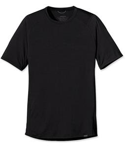 Patagonia Capilene 1 Silkweight Baselayer Top Black