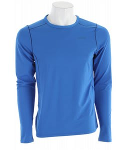 Patagonia Capilene 1 Silkweight Stretch Crew Baselayer Top Lagoon