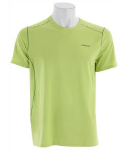 Patagonia Capilene 1 SW Stretch T-Shirt Lemon Lime