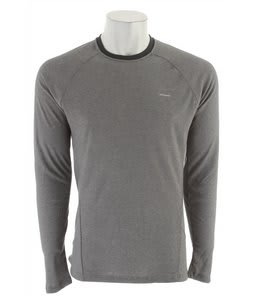 Patagonia Capilene 2 LW Crew Baselayer Top Forge Grey/Fox Xdye