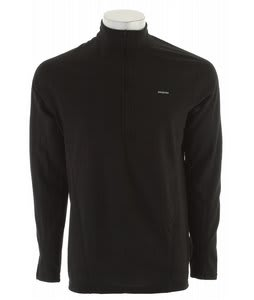 Patagonia Capilene 3 MW Zip-Neck Baselayer Top Black