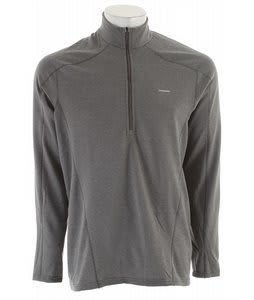 Patagonia Capilene 3 MW Zip-Neck Baselayer Top Forge Grey
