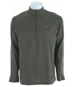Patagonia Capilene 3 Midweight Zip-Neck Baselayer Top Alpha Green