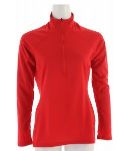 Patagonia Capilene 3 MW Zip-Neck Baselayer Top Maraschino