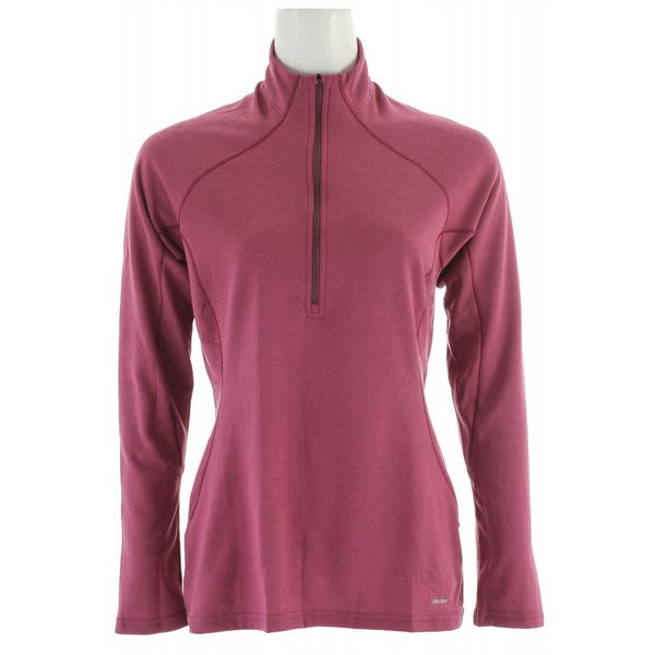 Patagonia Capilene 3 MW Zip-Neck Baselayer Top