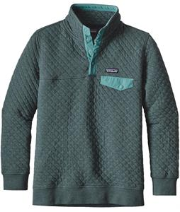 Patagonia Cotton Quilt Snap-T Pullover Fleece