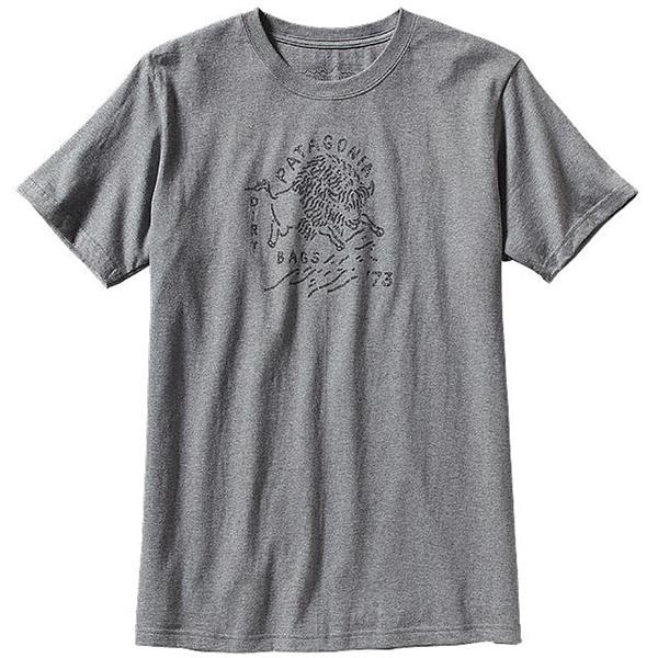 Patagonia Dirt Bag Bison Cotton T-Shirt