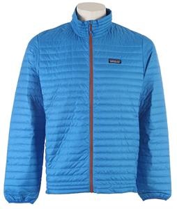 Patagonia Down Shirt Jacket Andes Blue