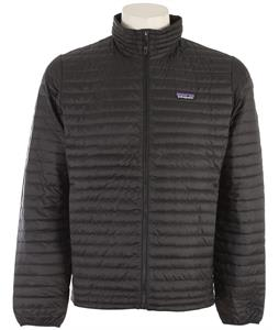 Patagonia Down Shirt Jacket Black