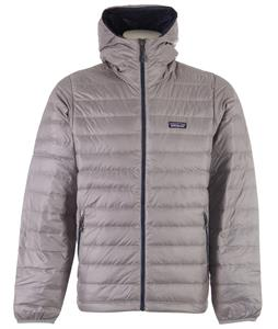 Patagonia Down Sweater Hoody Jacket Feather Grey