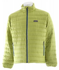 Patagonia Down Sweater Jacket Light Gecko Green