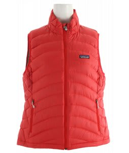 Patagonia Down Sweater Vest Maraschino