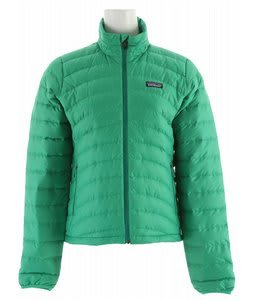 Patagonia Down Sweater Jacket Brilliant Green