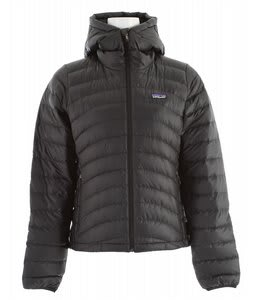 Patagonia Down Sweater Full Zip Hoody Jacket Black