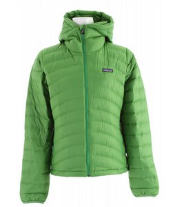 Patagonia Down Sweater Full Zip Hoody Jacket Fennel