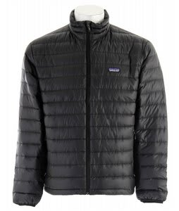 Patagonia Down Sweater Jacket Black w/ Black