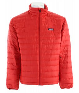 Patagonia Down Sweater Jacket Red Delicious