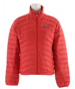 Patagonia Down Sweater Jacket Maraschino