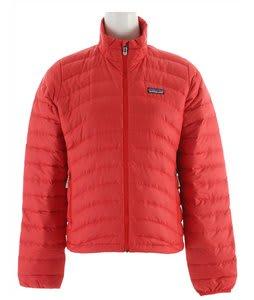 Patagonia Down Sweater Jacket Maraschino
