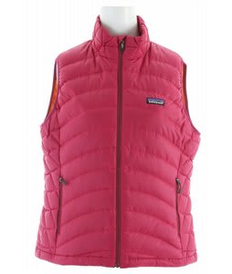 Patagonia Down Sweater Vest Magenta