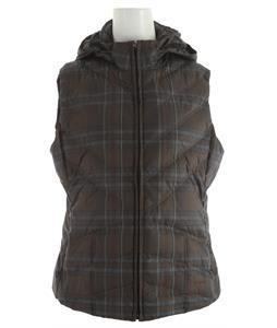 Patagonia Down With It Vest Rosa/Dark Walnut