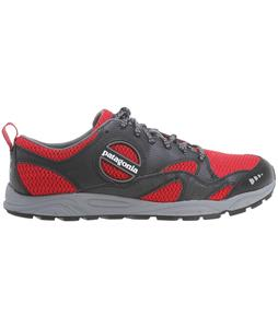 Patagonia Evermore Shoes Black/Red Delicious