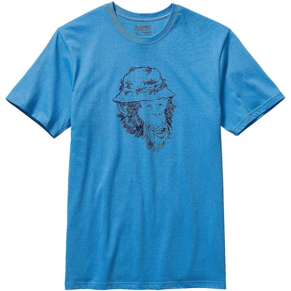 Patagonia Fish Monkey Cotton T-Shirt