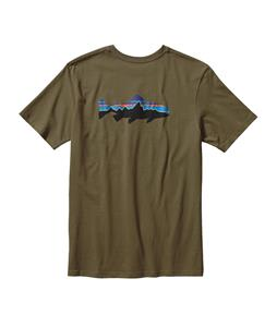 Patagonia Fitz Roy Trout Cotton T-Shirt