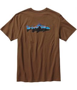 Patagonia Fitz Roy Trout Cotton T-Shirt