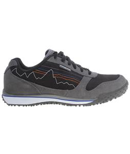 Patagonia Fitz Sneak Shoes Narwhal/Black